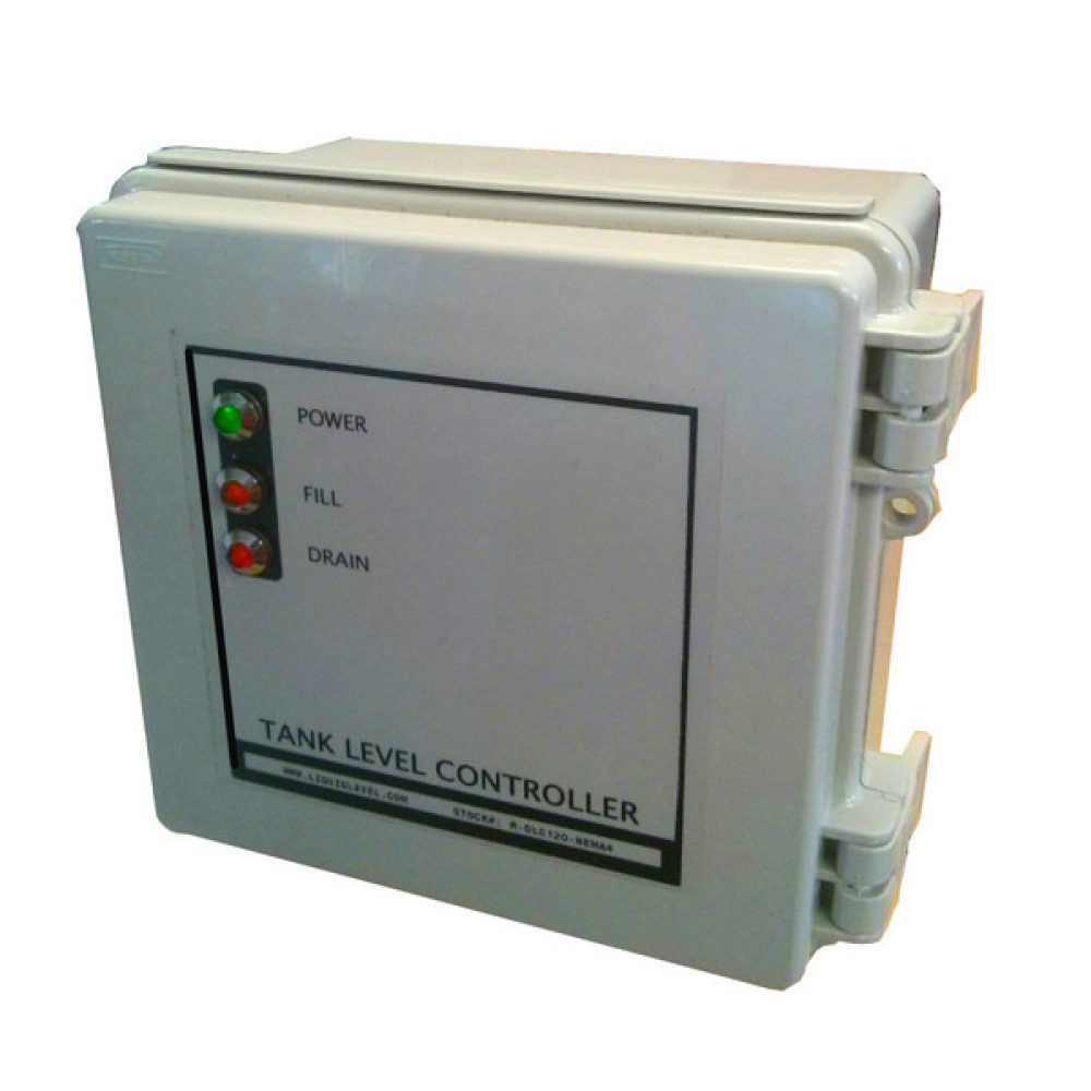 dual level pump control relay