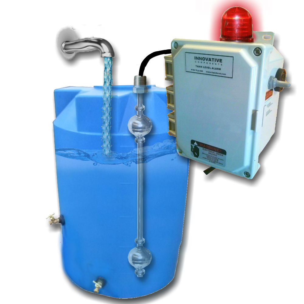 Flasher Circuit Water Or Liquid Level Sensor Relay Switch Light Sensor