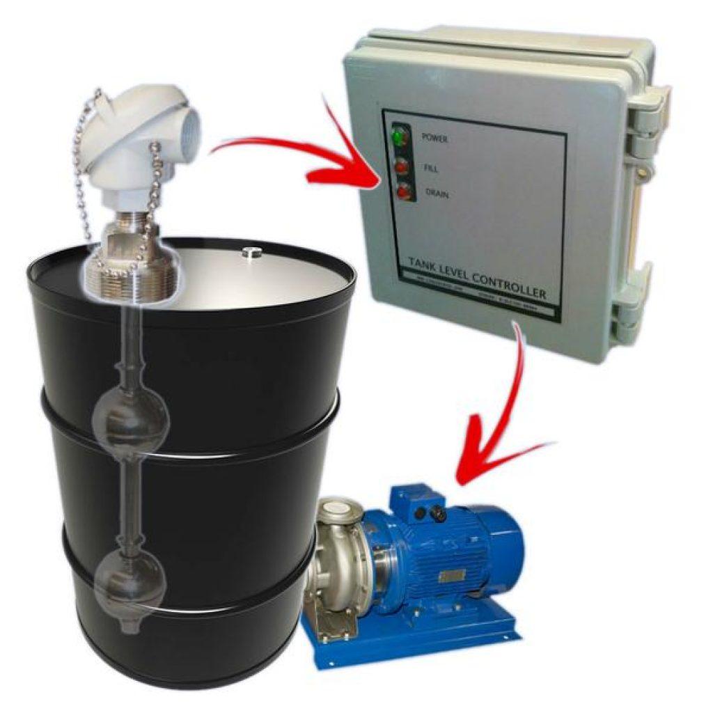Admirable Automatic Tank Level Pump Control Using Float Switches Wiring Cloud Aboleophagdienstapotheekhoekschewaardnl